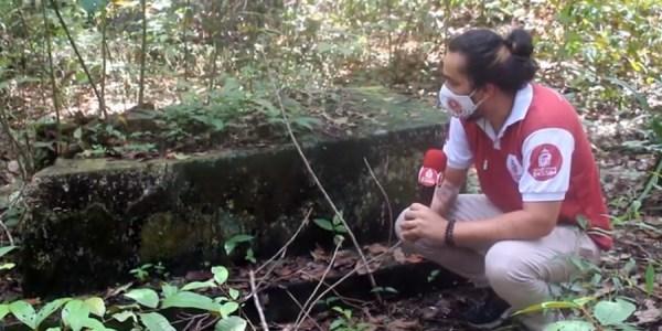 Conheça o túmulo original da Santa Etelvina em Manaus
