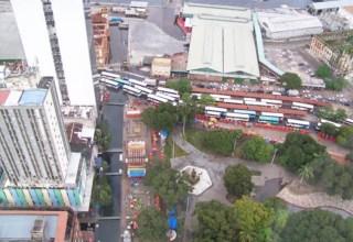 Terminal de Ônibus da Matriz / Foto : Divulgação