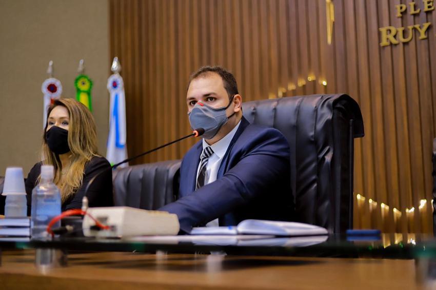Presidente Roberto Cidade sugere parcelamento de dívida de pesquisadores com a Fapeam / Foto: Evandro Seixas