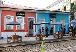 O Centro Cultural Óscar Ramos está localizado nas casas antigas de Manaus, no centro histórico. Foto: Mario Oliveira/Divulgação