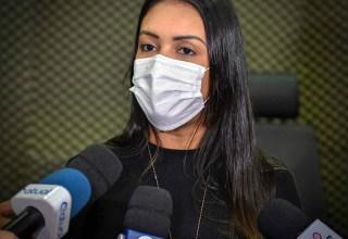 Delegada Grace Jardim / Foto: Erlon Rodrigues/PC-AM
