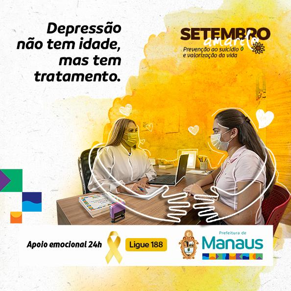 Depressão não tem idade, mas tem tratamento