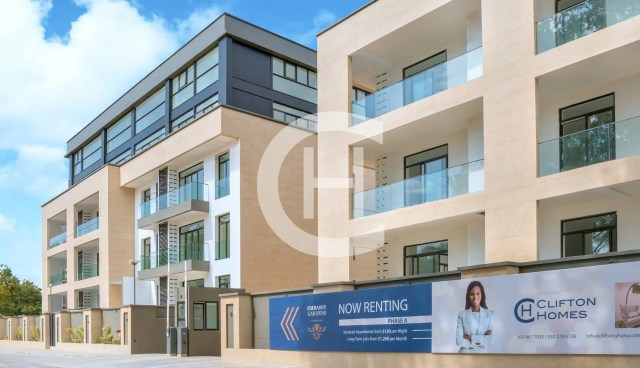 Embassy Gardens by Clifton Homes