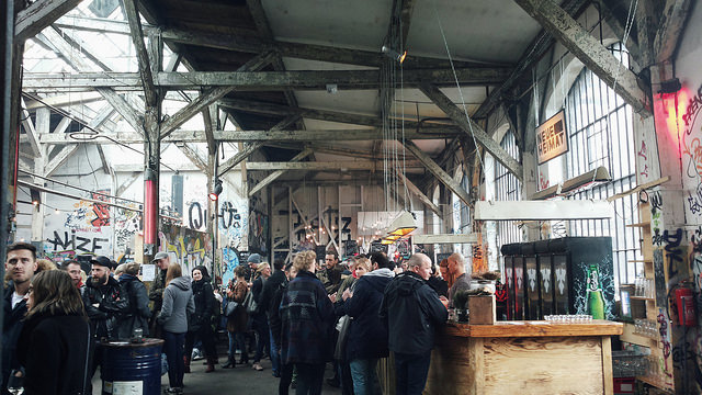Berlin Village Market | No Apathy Allowed
