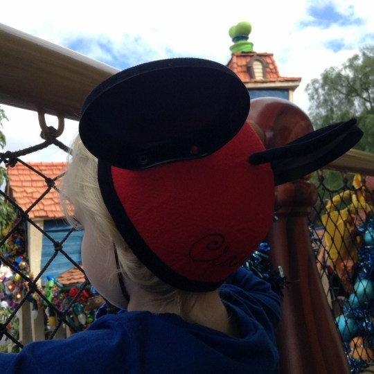 The best of Disneyland with toddlers