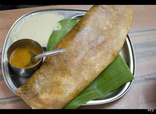 Top Restaurants in Mumbai -South Indian Dosa (Photo by:https://www.flickr.com/photos/maintenancepic/)