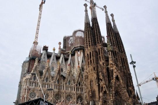 Visiting Sagrada Familia Tips