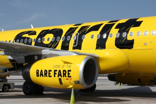 How to fly Spirit Airlines