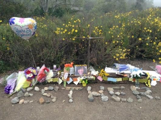 Eaton Canyon Falls Memorial