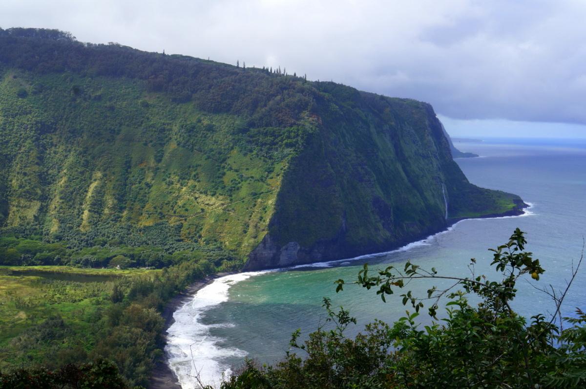 Big Island Waipo Valley Hike