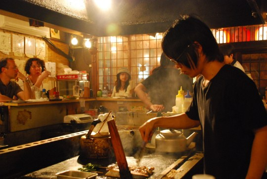 Dining in Kyoto - Japan Itinerary