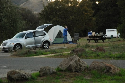 Car Camping with Kids
