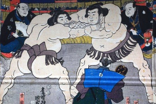Sumo in Tokyo - Japan Itinerary