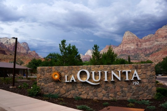 Where to stay in Zion National Park