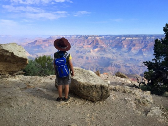 Grand Canyon, Yaki Point - Arizona and Utah Grand Canyon Road Trip