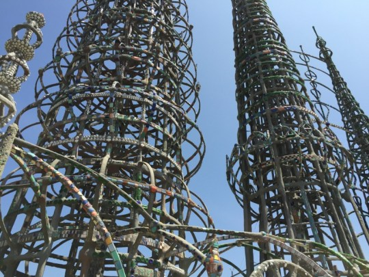 Watts Towers, Los Angeles