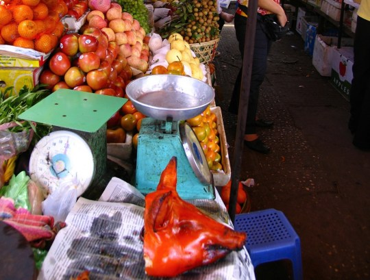 Cambodia in Photos: Daily life at the markets
