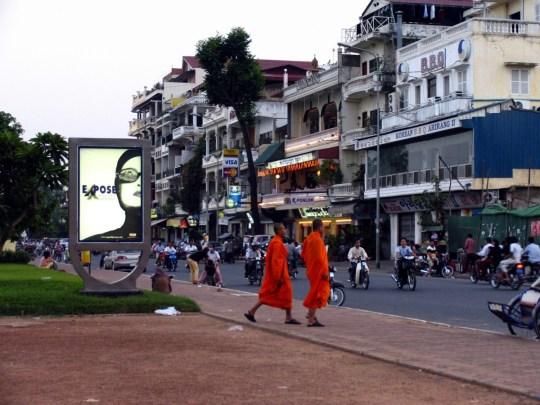 Tour of Cambodia through Photos
