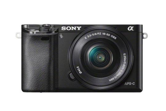 Sony Mirrorless Camera - Travel Essential