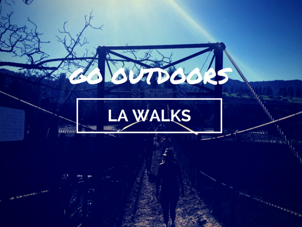 Go Outdoors With LA Walks