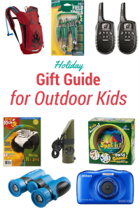 Gift Guide for Outdoor Kids