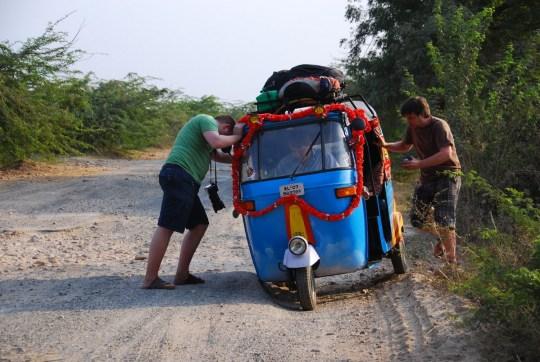 Tips to Survive the Rickshaw Run