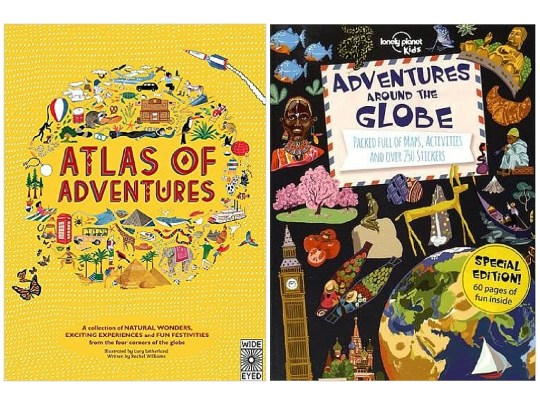 holiday gift guide for global kids: Books!
