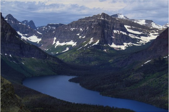 Dream Destinations 2016 : Glacier National Park
