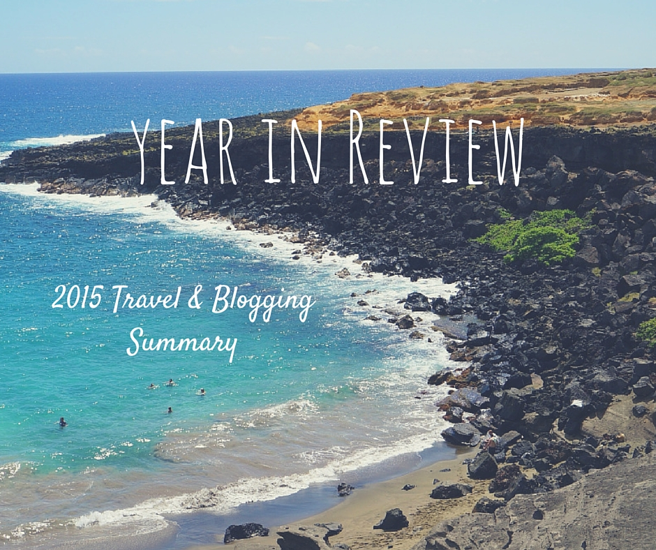 Year In Review | 2015 Summary