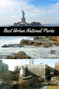 Some of the best parks in the National Parks System are in your backyard. Family travel bloggers share their favorite urban national parks