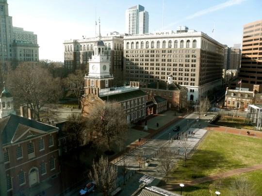 Indepdendence National Historical Park Philadelphia