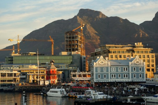 Where to eat in Cape Town with Kids