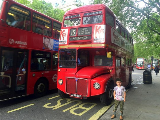 8 great things to do in London with kids