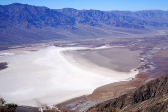 Death Valley Overlook - Year 2016 Summary