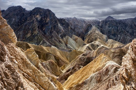 Golden Canyon, What to do in Death Valley