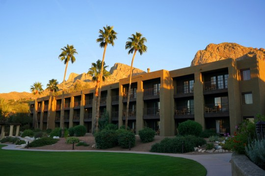 Where to stay in Tucson - El Conquistador