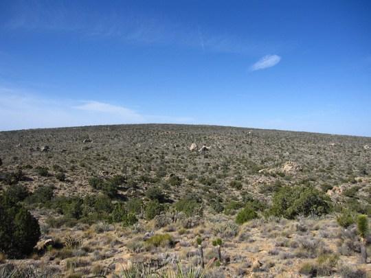 Exploring the Mojave National Preserve - Cima Dome