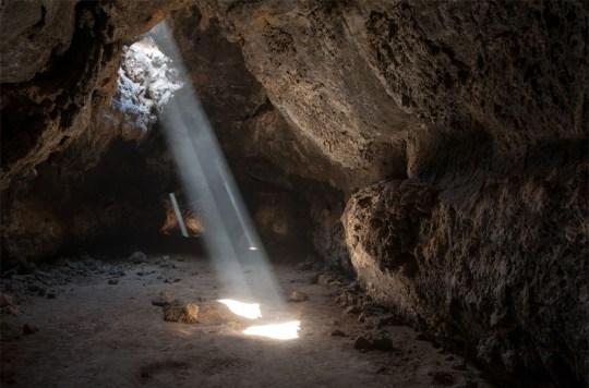 Exploring the Mojave National Preserve - Lava Tube