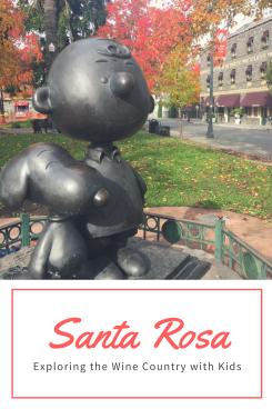 Exploring Santa Rosa with kids