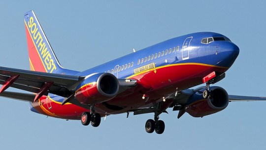 Flying Southwest Airlines International