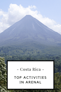 Top Family Activites in Arenal & La Fortuna in Costa Rica