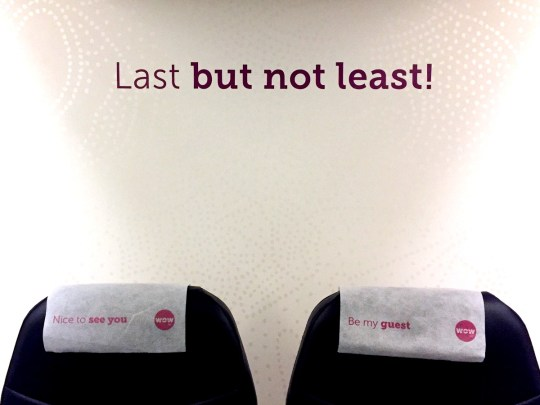 Flying WOW Air to Europe
