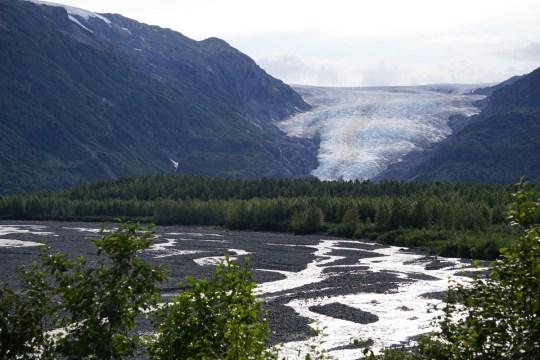 Alaska road trip with Thrifty Rental Car -Kenai Fjords National Park
