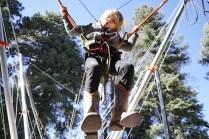 Bouncing Skypark at Santa's Village
