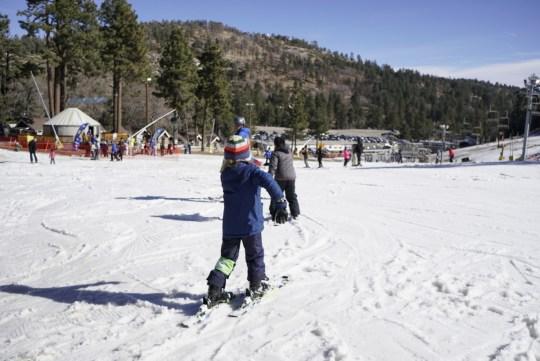 Best Beginner Skiing Near Los Angeles