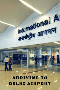 Arriving to Delhi Airport can be overwhelming. Here we share all you need to know to get through quickly!