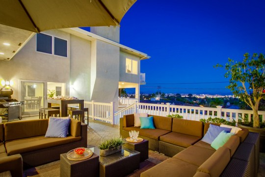 Wanderlust offers beautiful San Diego vacation rentals in the Sunset Cliffs area.