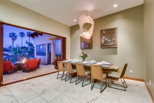 Wanderlust is a great San Diego vacation rentals option