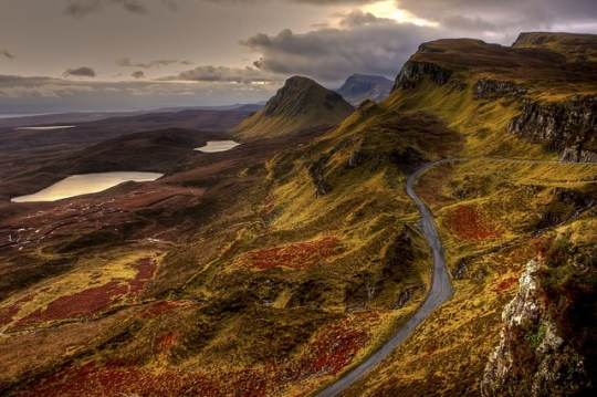 Road Tripping through Scotland on a European family vacation