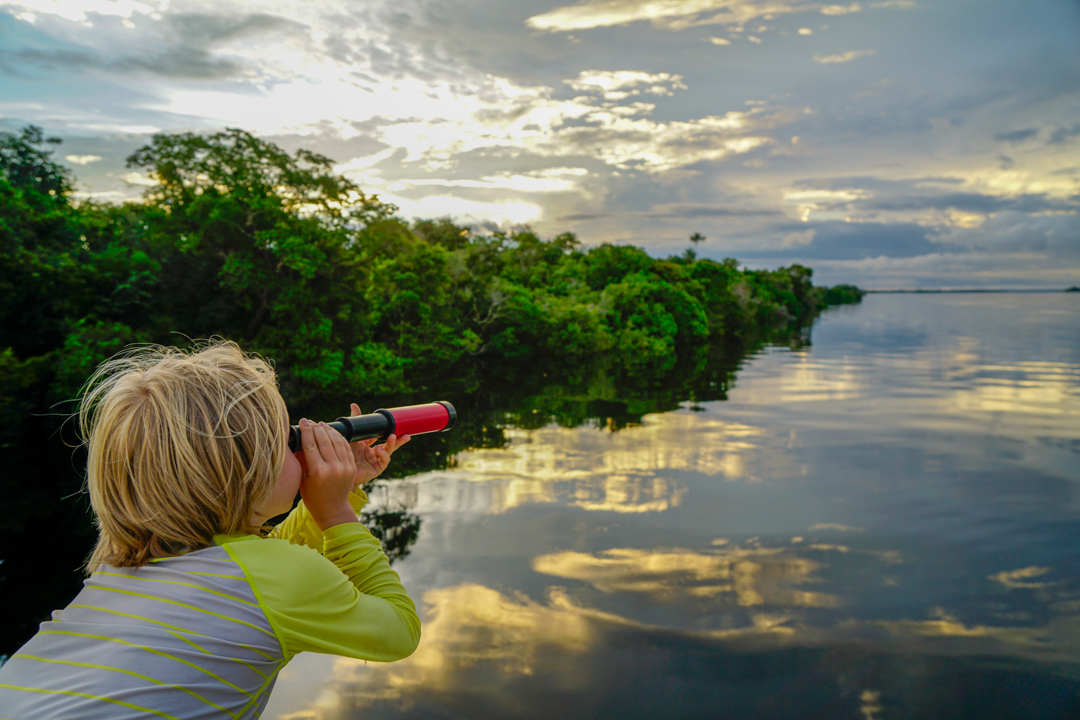 The Dream: An Amazon River Cruise With Kids